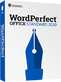 Corel WordPerfect Office Standard 2020